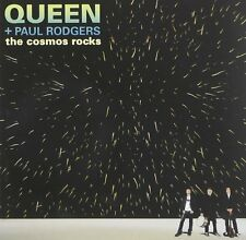 QUEEN/PAUL RODGERS - THE COSMOS ROCKS - Compact Disc - S/S