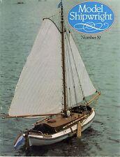 Model Shipwright No 50  (Conway 1984 1st)