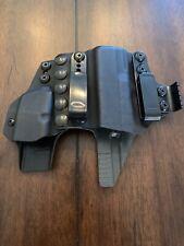 Tier 1 Concealed AGIS Appendix IWB Holster Glock 30 Black