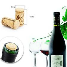 Sealing Caps Wood Corks Straight Bottle Wine Stoppers Plug Bar Tools Bl