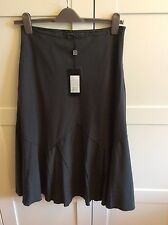 B.YOUNG GREY SKIRT, SIZE 12, NEW WITH TAGS