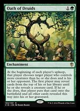Giuramento dei Druidi - Oath of Druids MTG MAGIC C16 Commander 2016 Italian