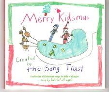 (HG879) Merry Kidsmas, The Song Trust - 2009 CD