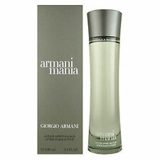 ARMANI MANIA * Giorgio Cologne for Men * EDT * 3.4 oz * BRAND NEW IN BOX