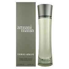 ARMANI MANIA * Giorgio Cologne for Men * EDT * 3.4 oz * BRAND NEW IN BOX