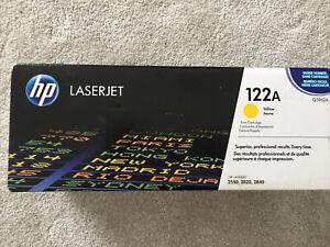 HP Original Toner 122A Yellow Q3962A für Color Laserjet 2550 *2820*2840