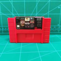 Super 100 In 1 Game Cartridge 16-Bit Multi cart US NTSC SNES For Super Nintendo