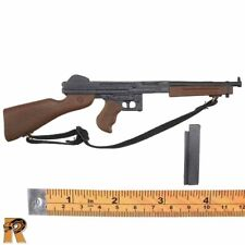 WWII US Weapons - Thompson Machine Gun #5 - 1/6 Scale - 21 Toys Action Figures
