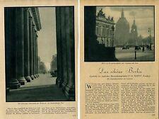 Das schöne Berlin * Eindrücke des englischen Meisterfotographen E.O.Hoppe 1928