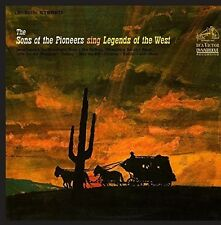 Sing Legends Of The West - Sons Of The Pioneers (1900, CD NEUF)