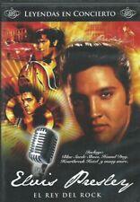 Leyendas en Concierto Elvis Presley El rey de Rock