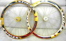 Stars Fixed Gear Track Road BikeBicycle 700c 50mm Wheels Sealed Bearing