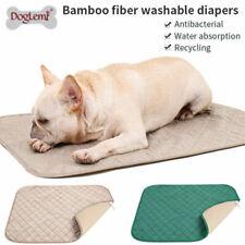 DogLemi Pet House Training Pads Bamboo Dog Pee Pads Deodorant Leakproof Washable