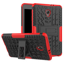 For Samsung Galaxy Tab S2 S3 S4 Shockproof Tablet Case Kickstand Rugged Cover