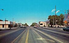 Nephi City,Utah,Main Street,Juab County,c.1960s