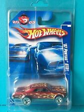 2009 HOT WHEELS MAIL IN K-MART '67 PONTIAC GTO RED/FLAMES 1:64 RED LINE CLUB 8+
