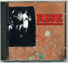 Rise - S/T CD Fair Warning M.S.I. Asexuals Doughboys Montreal Quebec Canada Punk