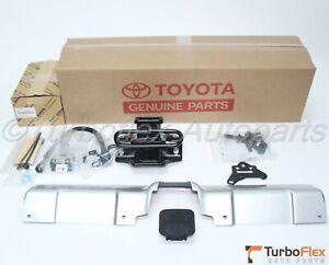Toyota FJ Cruiser 2007-2014 Tow Hitch Kit & Harness Kit Genuine PT228-60060