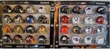 NFL Riddell American Football Pocket Pro Revolution 32 Helmets OLD VERSION