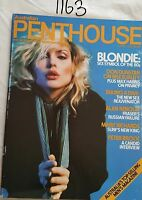 PENTHOUSE AUSTRALIAN 1980 APRIL *NEAR MINT* BLONDIE DEBORAH HARRY.PETER BROCK