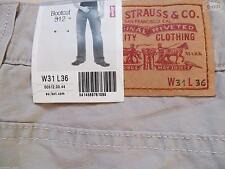 Levi's L36 Herren-Jeans aus Baumwolle