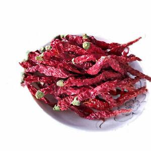 Szechuan Dried Chili Dry Peppers Sichuan Red Chilli Erjingtiao Pepper