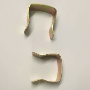 Pack Of 2 Metal U-Clip For Joining Divan Bed Bases