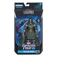 Marvel Legends Fantatic Four Super Skrull BaF Dr Doom Figure In Stock