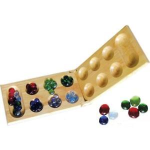 Fun Factory Mancala Wooden Game