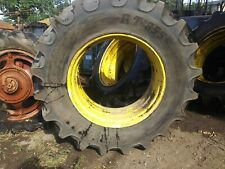 46085 R34 Rt855 Alliance Tractor Tire With Rim