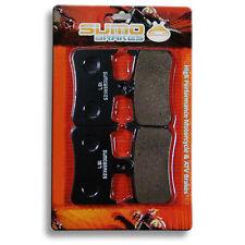 Honda Front Brake Pads NSR 250R (88-94) VFR 400R (NC30)(89-92) X4 CB1300D (SC38)