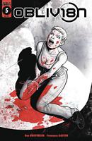 Obliv18n #5 (of 5) CVR A 2019 Scout Comics NM