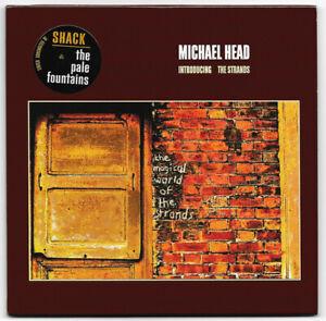 MICHAEL HEAD INTRODUCING THE STRANDS ~ 1997 UK PROMO 11-track CD album