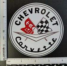 Chevrolet Corvette Vinyl Decal Sticker 4290