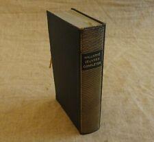 Livre La Pléiade Mallarmé  Oeuvres complètes    1951