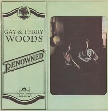 Gay & Terry Woods - Renowned LP (Polydor 2383 406) UK 1976