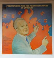 Vintage Record Album Fred Waring and his Pennsylvanians (HS 11363) In Concert