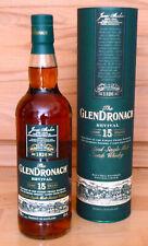 Glendronach Revival 15 bottled 2018  Single Malt Scotch 0,7L / 46% Vol