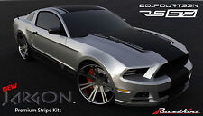 Raceskinz® 2013 2014 Ford Mustang Stripe Kit RS50 JARGON(TM) Edition