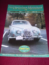THE DRIVING MEMBER - V12 COUPE - Jan 1998 Vol 34 #7
