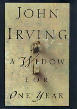 Irving, John .. A Widow for One Year