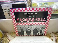Statler Chorus Call Rare Funk LP Puff of Smoke EX [breaks beats MEGA rare]