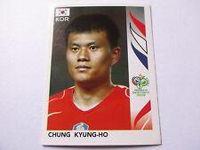 Sticker PANINI Fifa World Cup GERMANY 2006 N°510 South Korea Chung Kyung-Ho