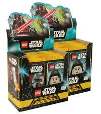 LEGO Star Wars - Serie 1 Trading Cards - 2 Display (100 Booster) - Deutsch