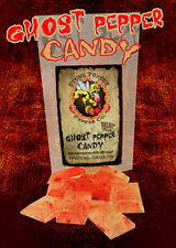 GHOST PEPPER, ghost pepper CANDY, Spicy Candy, WORLDS HOTTEST PEPPERS,