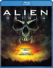 Alien Origin (Blu-Ray) (Blu-Ray)