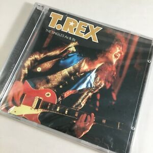 T. Rex - The Singles As & Bs (2xCD, 2002, Russian Import) SEALED NEW