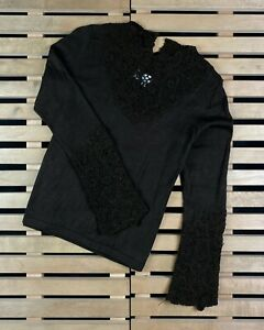Womens Jumper Peruvian Connection Size M