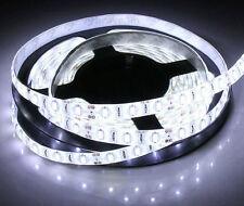 LED Flexible Strip Light 5m 500cm 60 LED / M 12 V CC NON-WATERPROOF 3528 SMD