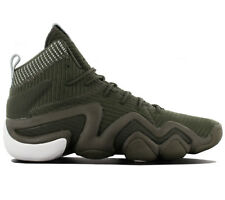 adidas Crazy 8 ADV PK Primeknit Herren Schuhe Basketballschuhe Grün BY3604 NEU